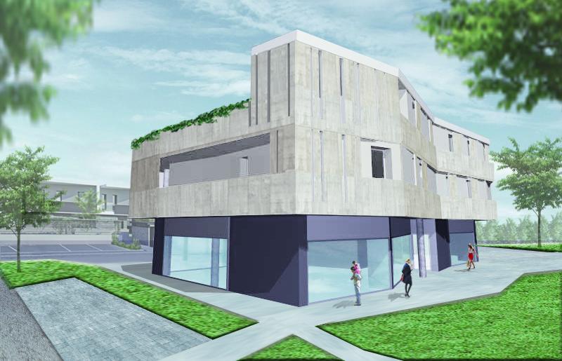 01_HOUSING MANZONI_Landini Architetto