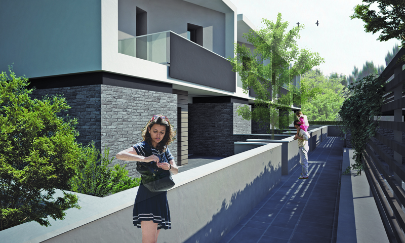 03_HOUSING MANZONI_Landini Architetto