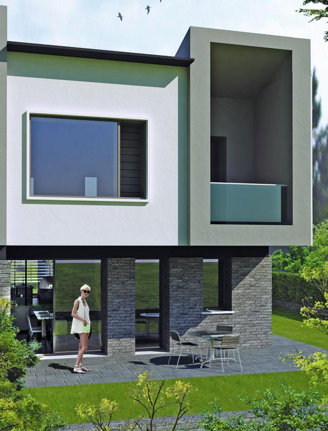 08_HOUSING MANZONI_Landini Architetto