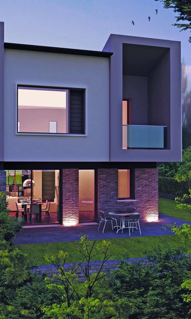 9 HOUSING MANZONI_Landini Architetto